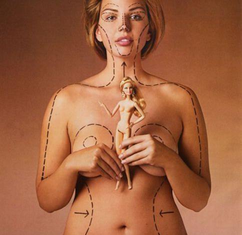 El de Barbie es un estándar de belleza insostenible e irreal