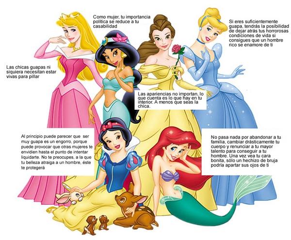 estereotipos-princesas-disney