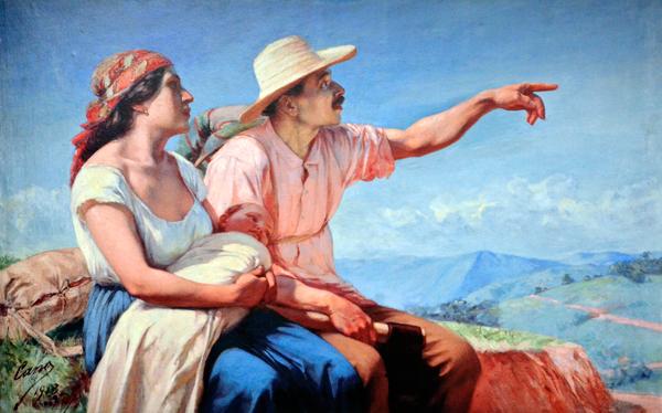 Horizontes - Francisco A. Cano - Museo de Antioquia (Medellín)