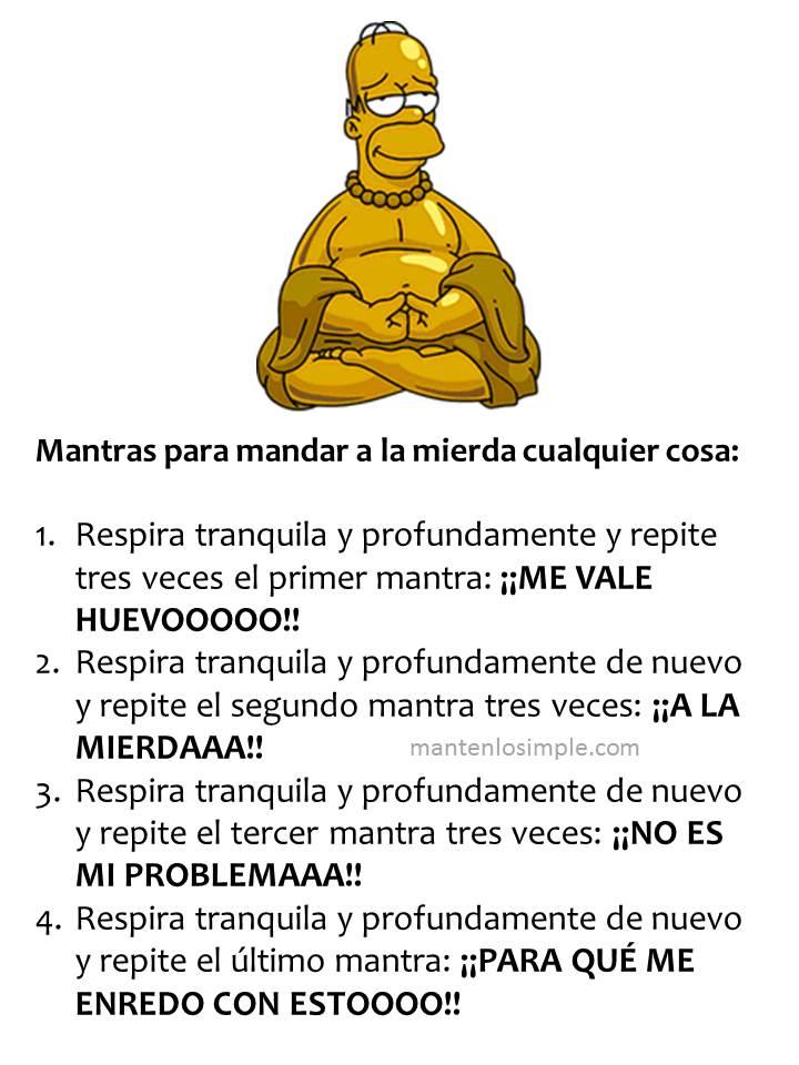 Mantras-simplicidad