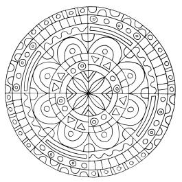 Simetría del mundo