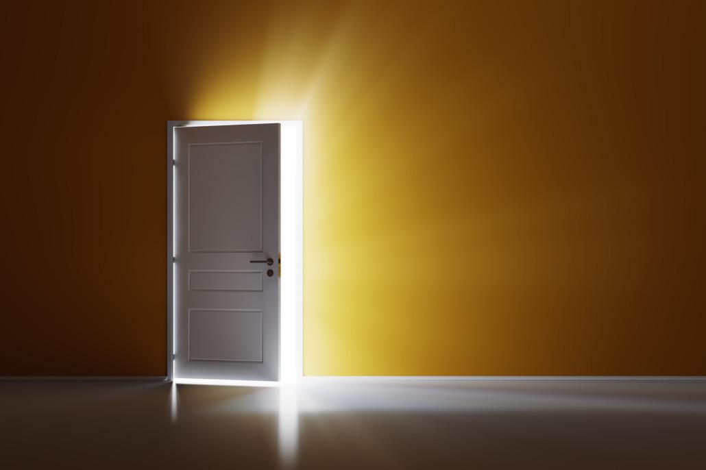 Las puertas que se abren si no se cruzan tardan tiempo for Puerta que se abre sola